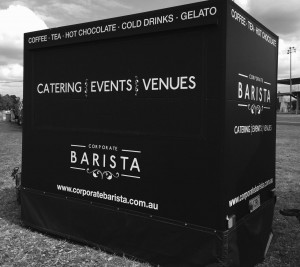 Corporate Barista - Mobile Coffee Sydney