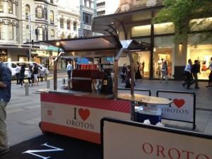 Oroton - Pitt Street Mall