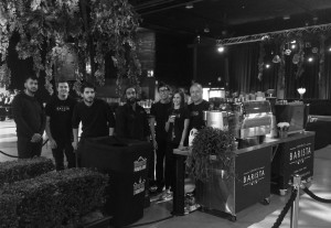 Corporate Barista - Mobile Coffee Catering